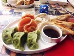 Zodiac Assorted Dumplings $13 @ NaiNai's Silver Spring