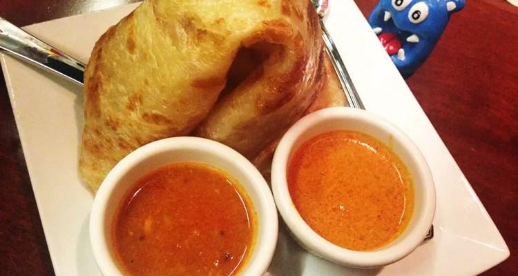 Paratha Crispy Pancake @ Mingalaba San Francisco