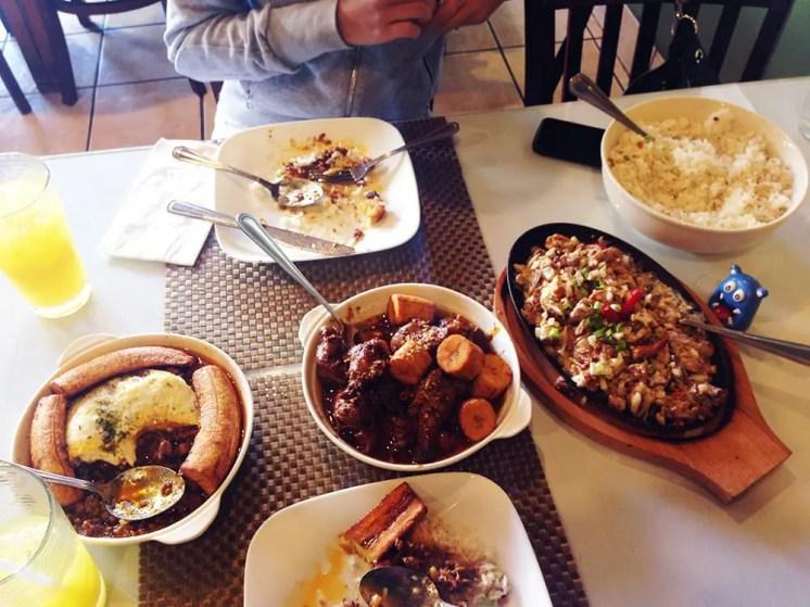 Filipino Feast @ Patio Filipino San Francisco