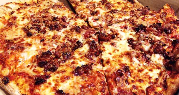 Bacon Bacon Pizza $20 @ Naked Pizza Reston