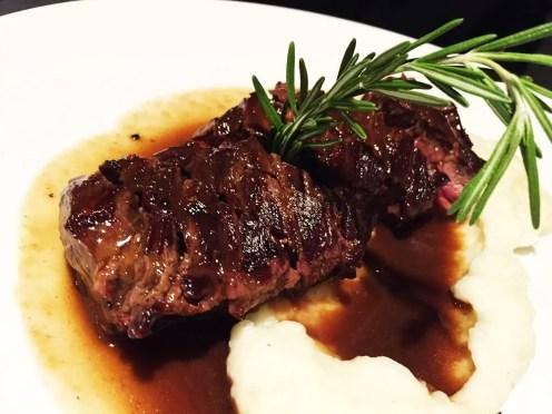 Hanger Steak @ Sligo Cafe Silver Spring