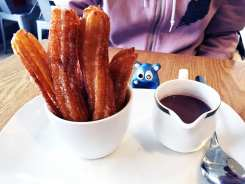 Churros $7 for Sunday Brunch @ Urban Butcher Silver Spring