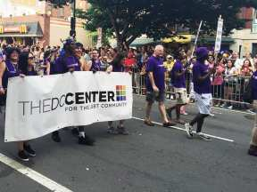The DC Center Float at Capital Gay Pride 2015