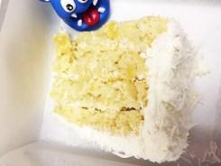 Coconut Cake @ Susie Cakes San Carlos California