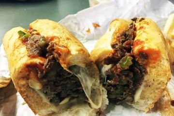Cheesesteak $10 @ Spataro's Cheesesteaks in Philadelphia