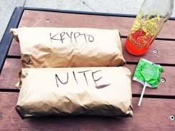 Kryptonite Sandwich $24 @ Ike's Lair in Redwood City California