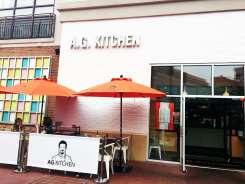 AG Kitchen in Down Town Silver Spring Maryland