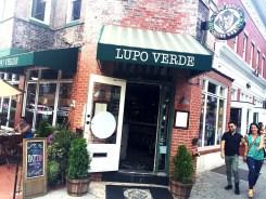Lupo Verde Restaurant on U Street