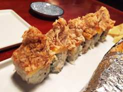 Humpty Dumpty Roll $11 @ Sushi Jin in Down Town Silver Spring, Maryland
