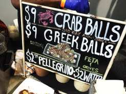 8 Ball Meatball in at Emporiyum Food Market in Baltimore