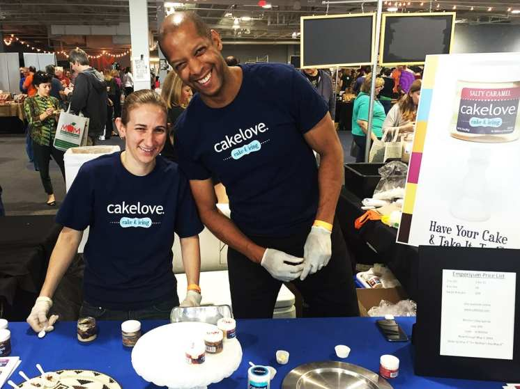 Cake Love at Emporiyum Food Market in Baltimore