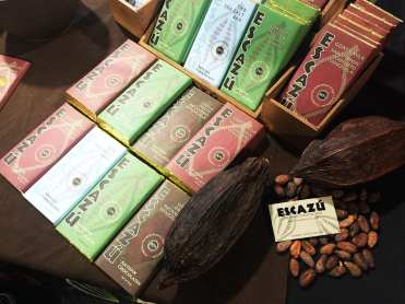 Chocolates @ Escazu at Emporiyum Food Market in Baltimore