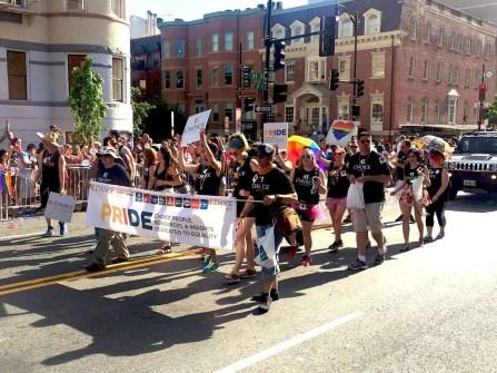 Capital Gay Pride 2016