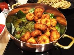 Mysore Vada @ Le Jardin Breakfast Buffet at Oberoi Hotel in Bangalore India