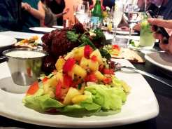 Buffalo Caribbean Chicken Tenders @ Not Your Average Joe's