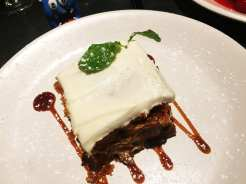Carrot Cake @ Not Your Average Joe's