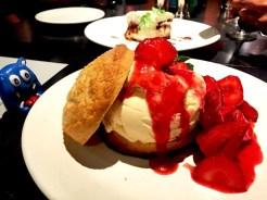 Strawberry Shortcake @ Not Your Average Joe's