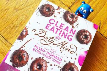 Win Free Copy of Clean Eating with Dirty Mind Paleo Cookbook!