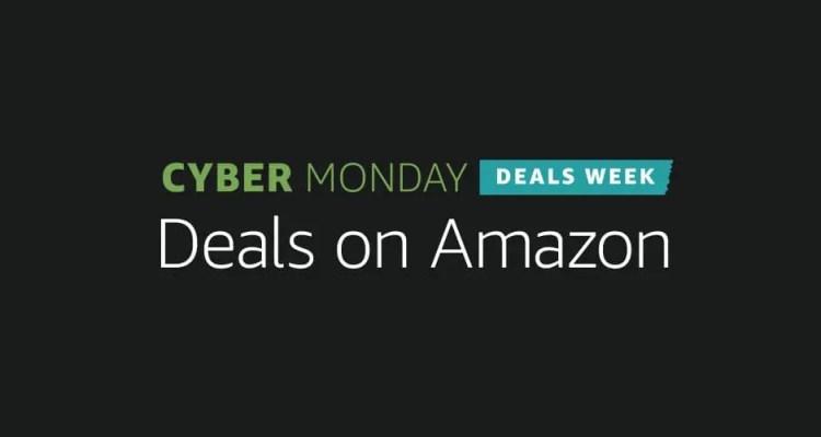 Amazon Cyber Monday Sales 2016