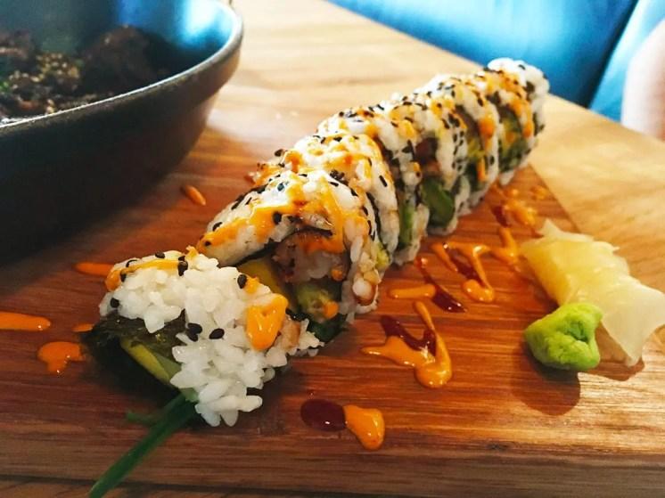 Steak + Sushi @ Earls Tysons Corner, Washington DC