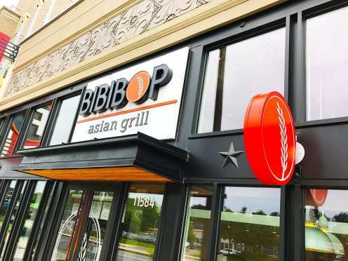 Bibibop Grand Opening in Rockville Pike and Rose