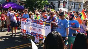 Nordic Ambassadors for Equality @ Capital Pride Parade 2017