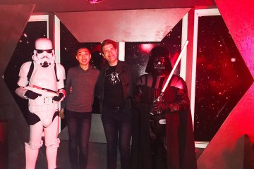 Darth Vader Group @ Dark Side Star Wars