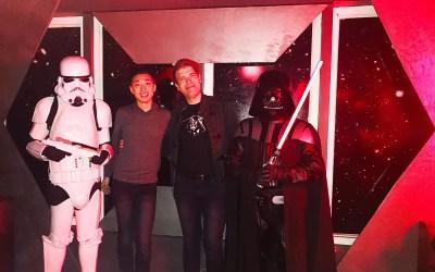 Darth Vader Group @ Dark Side Star Wars