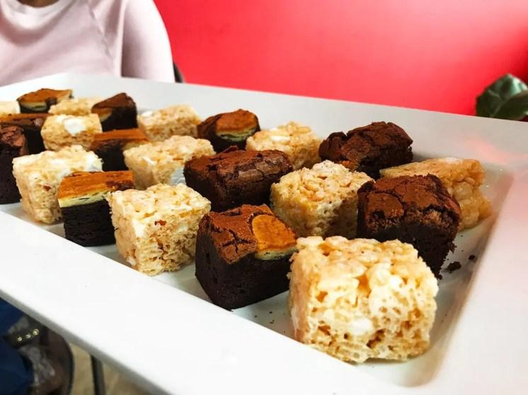 Brownies @ Triple Craft