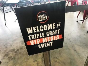 VIP Media Event @ Triple Craft