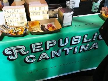 Republic Cantina at Emporiyum 2018
