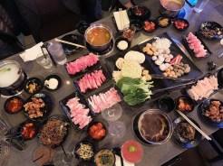 Tasty Food at K-Pot Hot Pot