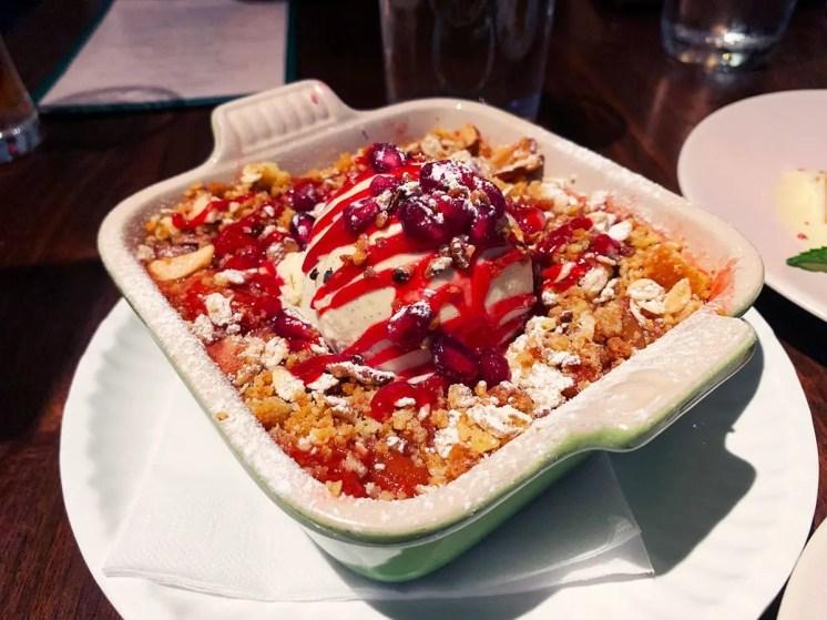 Rhubarb-Strawberry-Cobbler-$9-@-Unconventional-Diner-(3-NOMs)-1