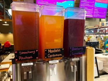 New Drinks @ PLNT Burger