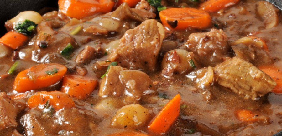 braise or stew beef