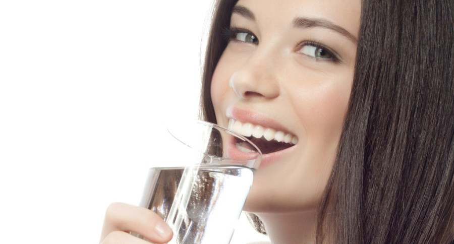 fluoride - fluorine ion - is added to water to protect our teeth