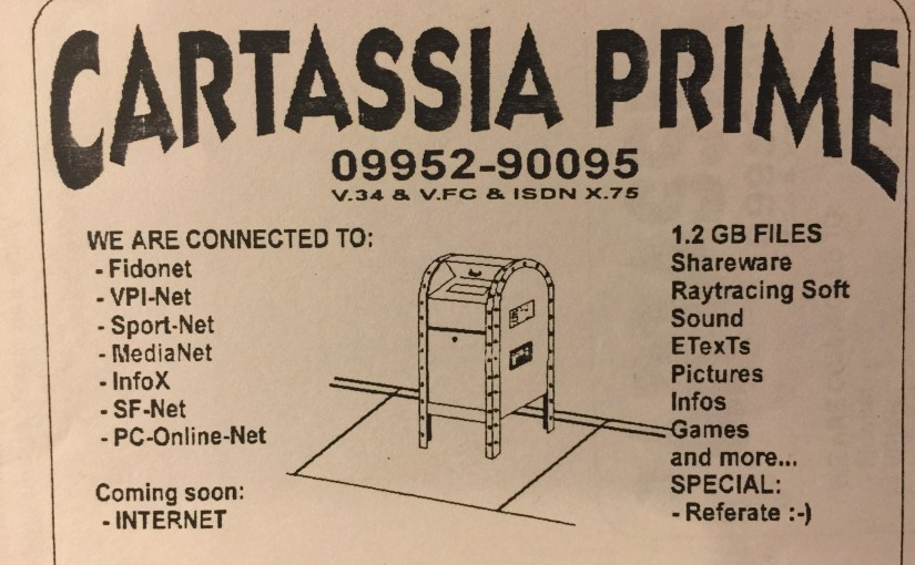 #BBS Ad, ca. 1995