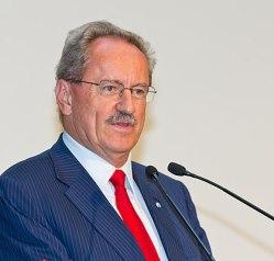 Christian Ude, Oberbürgermeister von München zwischen 1993 und 2014.