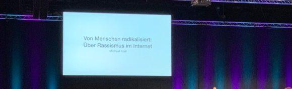 Von Menschen radikalisiert: Über Rassismus im Internet
