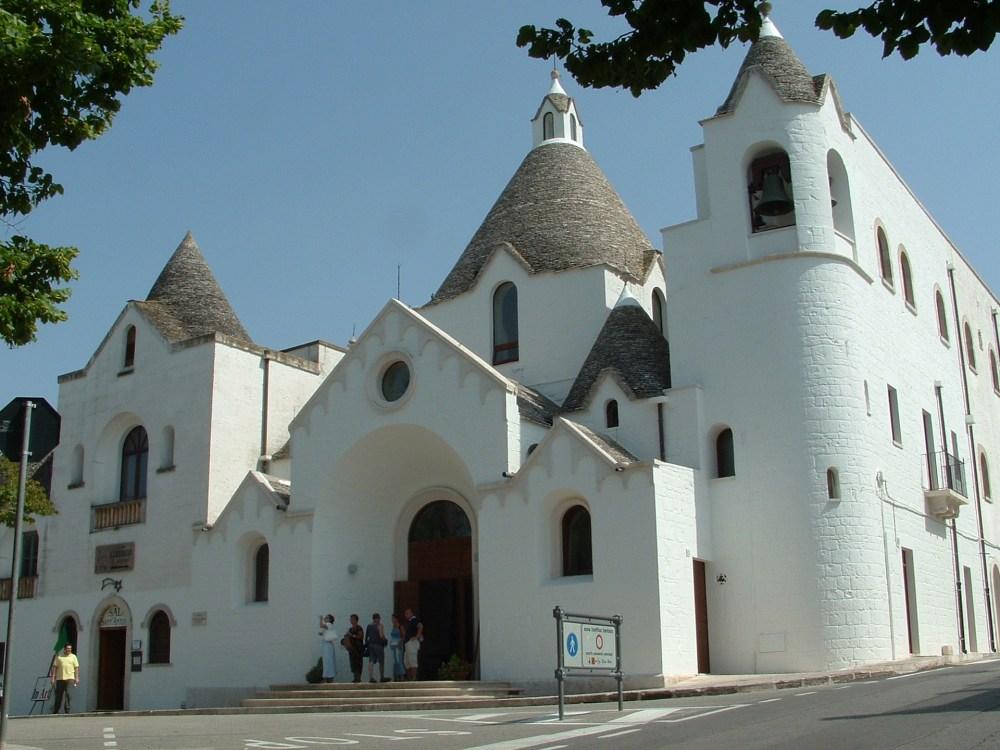 Chiesa Sant'Antonio, Alberobello