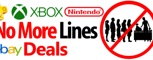 eBay Deals on Video Games and More