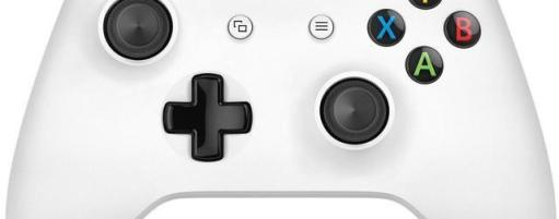 White Xbox One Wireless Controller for $36.99