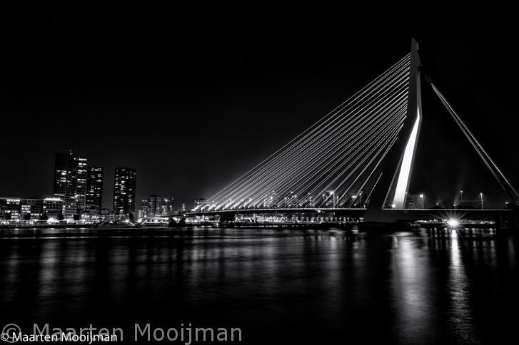Rotterdam het decor voor foto opdracht