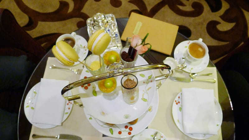 Langham Hotel Hong Kong Afternoon High Tea | 朗廷酒店 Tsim Sha Tsui