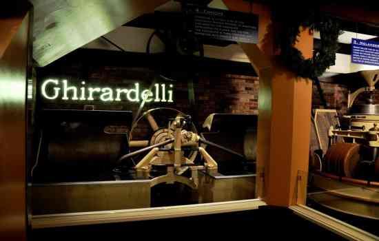Ghirardelli Chocolate San Francisco Fisherman's Wharf