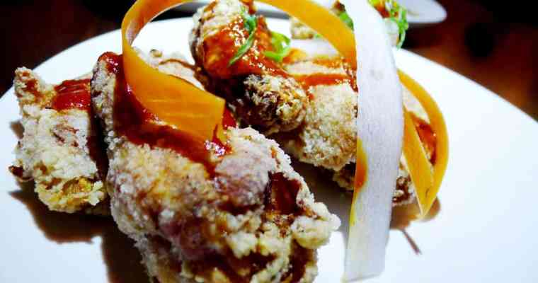 PiDGin Vancouver | Pidgin Chicken Wings Recipe