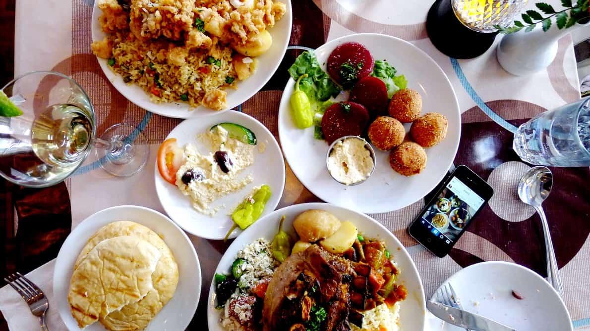 Stepho's Souvlaki Greek Taverna Vancouver (Downtown) | It's All Greak to Me x Stepho's on Robson