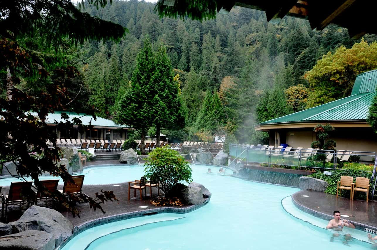 Healing Springs Spa at Harrison Hot Springs Resort and Spa | Couples Massage