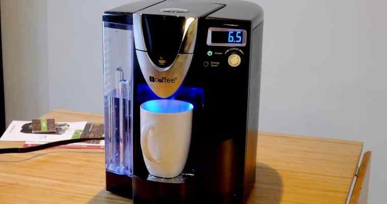 Remington iCoffee Opus Review | Single Serve Brewer Coffee Machine