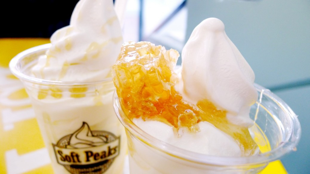 Soft Peaks Ice Cream vancouver gastown instanomss nomss